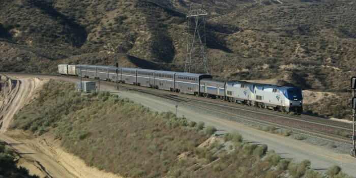 Amtrak's Southwest Chief
