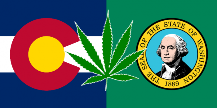 Weed Between The Lines: Colorado and Washington Cannabis Regs