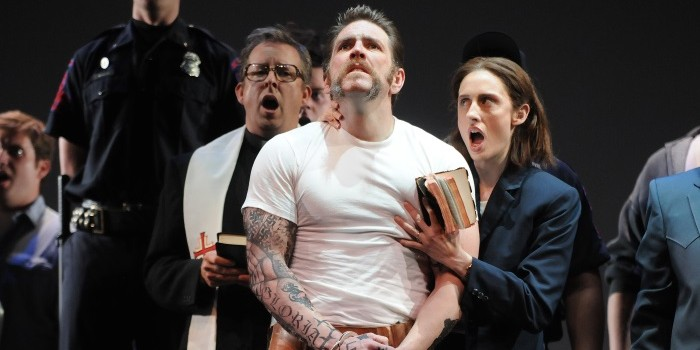 Metro Arts: Dead Man Walking at Central City Opera to wrap up