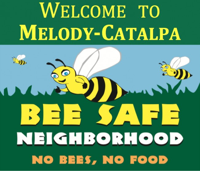 South Boulder Neighborhood gets Bee Safe Designation