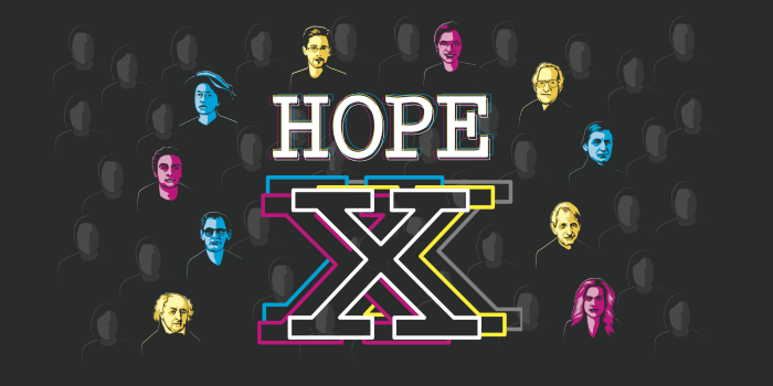 Edward Snowden – Daniel Ellsberg – HOPE X Conference
