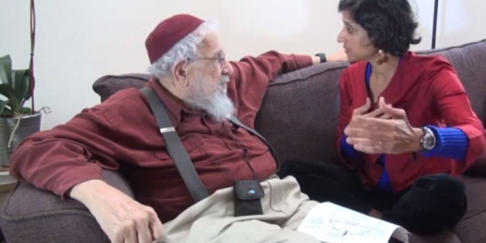 A Hero's Journey: Reb Zalman and Dr. Rohini Kanniganti