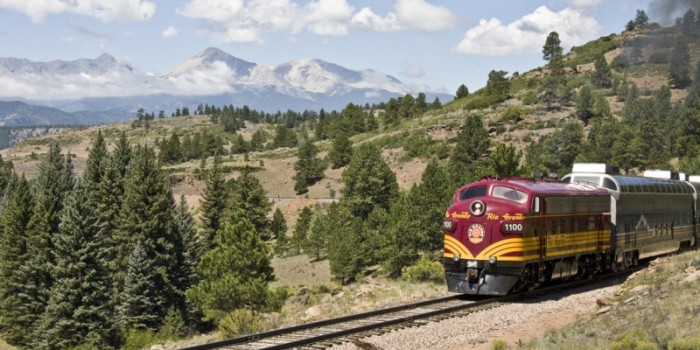 Rio Grande Scenic Railroad Americana Festival
