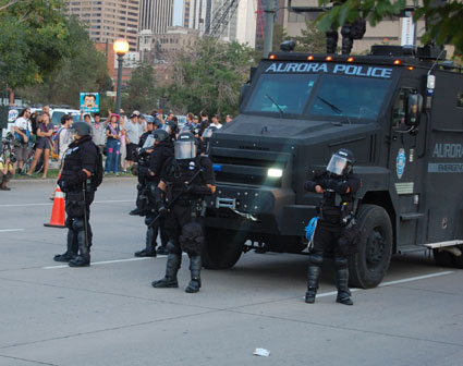 Commentary: Militarized police departments