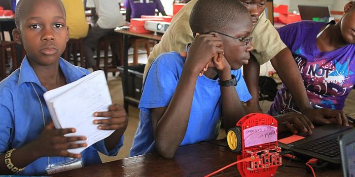 Robotics in Uganda