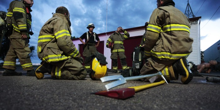 State Faces Volunteer Firefighter Shortage