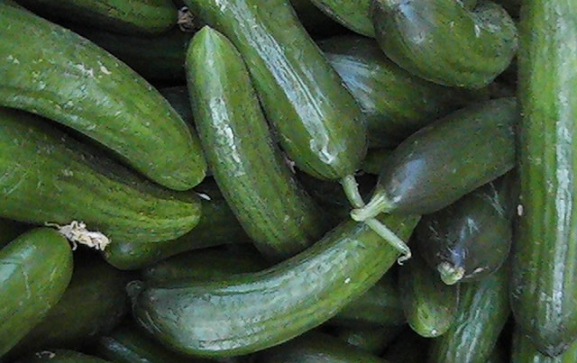 Naturally: Cucumbers