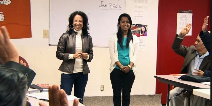 Maria Hinojosa: Race in 2014 Elections