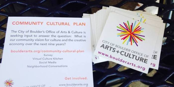 Boulder's Community Cultural Plan