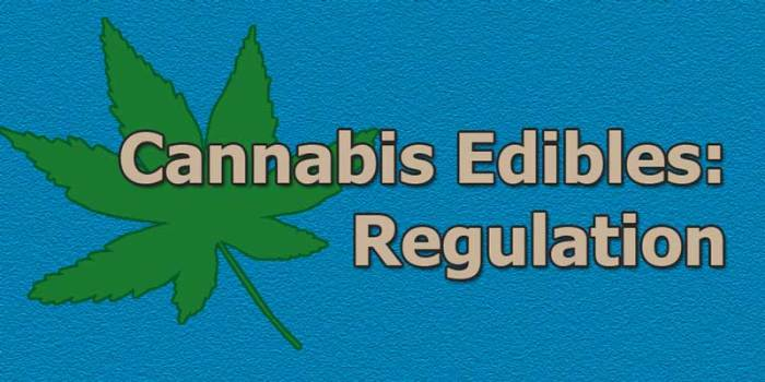 John Singer: Challenges in Regulating Marijuana Edibles