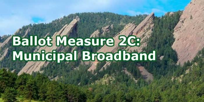 Municipal Broadband: Longmont's experience