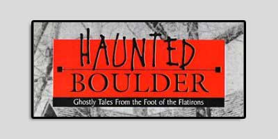 Haunted Boulder County