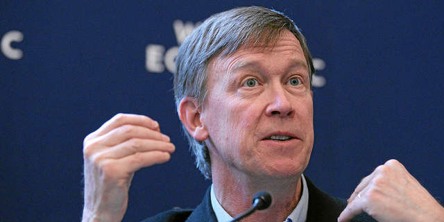 Hickenlooper Defends Syrian Refugee Policy