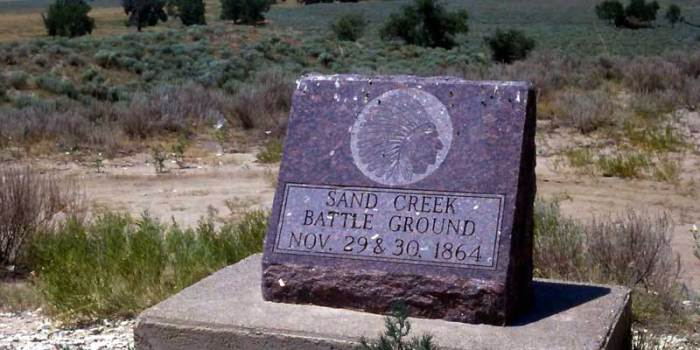Sand Creek Massacre Commemoration Events