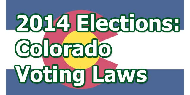 Political Impact of Colorado Voting Laws