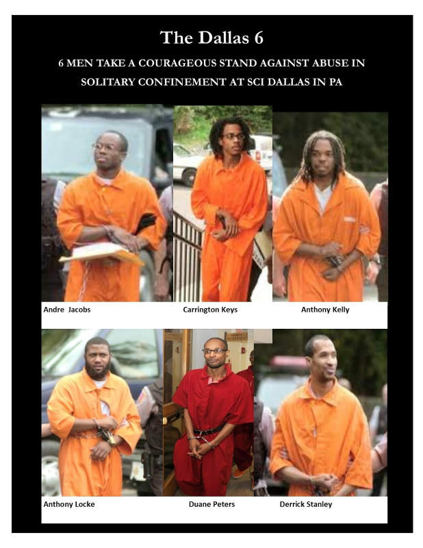 Dallas 6 Trial Delayed: Whistleblowing Prisoners Allege Prison Abuse, Cover-up