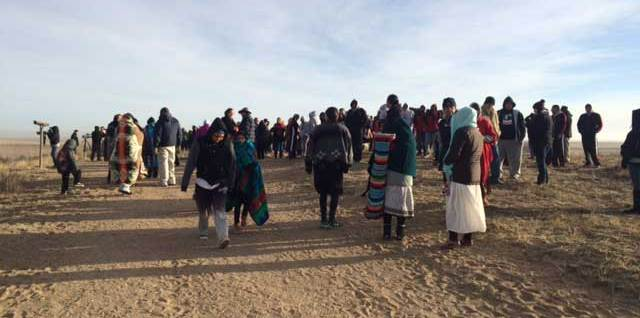 Sand Creek Massacre Commemorative Gathering in Eads, CO