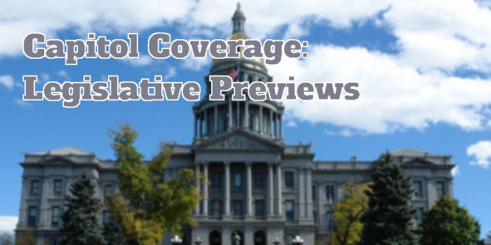 Capitol Coverage: Legislative Previews