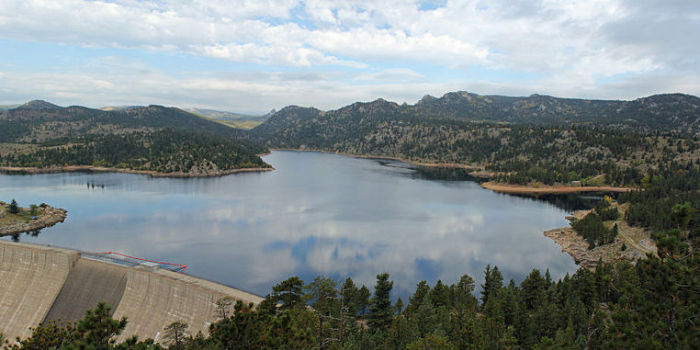 Gross Reservoir: Diverting Water from the Western Slope