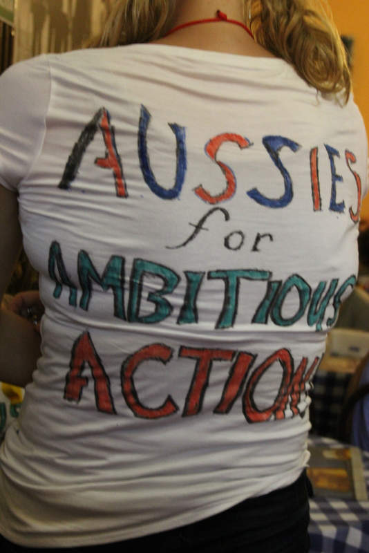 COP 20 Lima:  The Climate Talks:  Aussie Climate Activists Call out Australian Government on Lack of Action to Face Climate Change