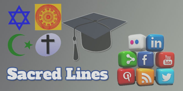 Sacred Lines: Journalism, Public Scholarship, and Academia