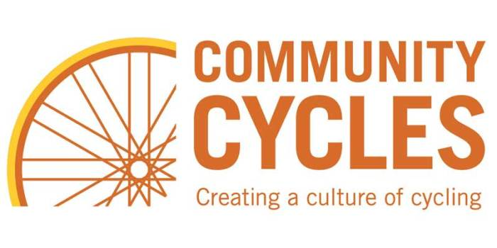 DotOrg: Community Cycles Bike Giveaway