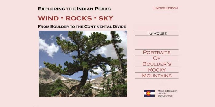 Wind Rocks Sky: Photographing the Indian Peaks