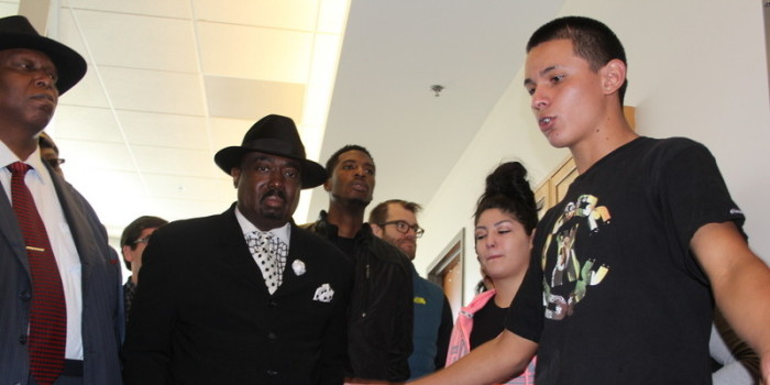 Denver Community Confronts DA's Office for Answers about Police Shooting