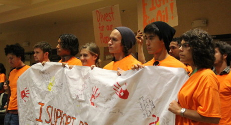 CU Students Vow to Continue Nationwide Divestment Movement
