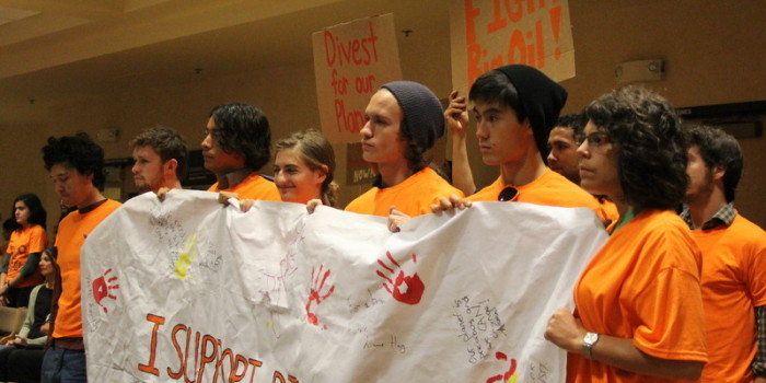 CU Students Vow to Continue Global Divestment Movement