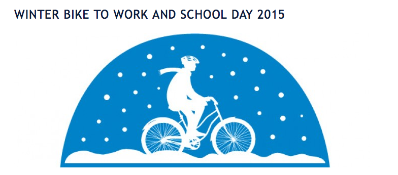 DotOrg: Winter Bike to Work and School Day