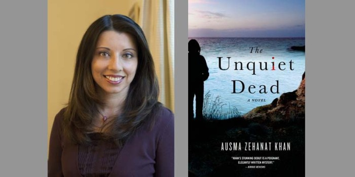 "Booktalk: ""The Unquiet Dead"" by Ausma Zehanat Khan"