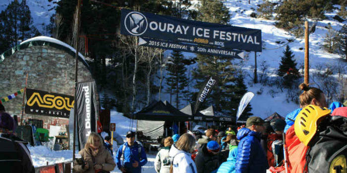Ice Climbing Draws Thousands To Small Colorado Community