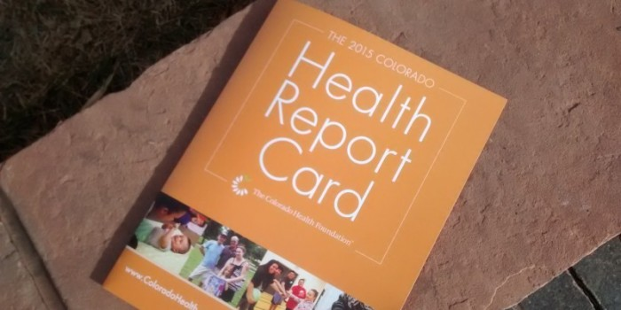 Colorado seniors get an A- and kids get a C on this year's Health Report Card