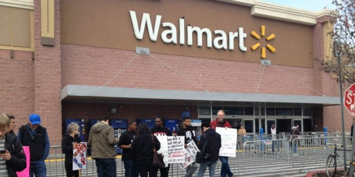 MLK Events Include a Protest Against the Killing of Black Youth at Cleveland Walmart