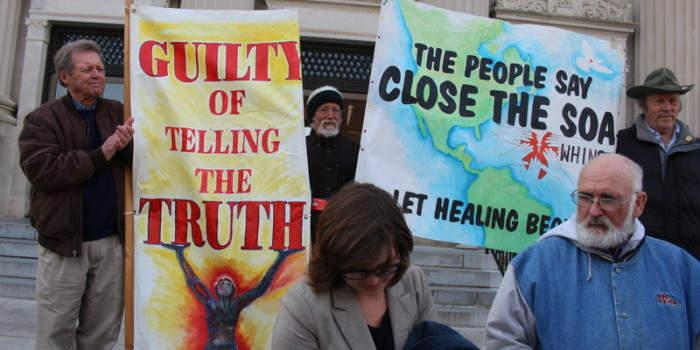 School of the Americas Watch Activists Avoid Prison Sentences
