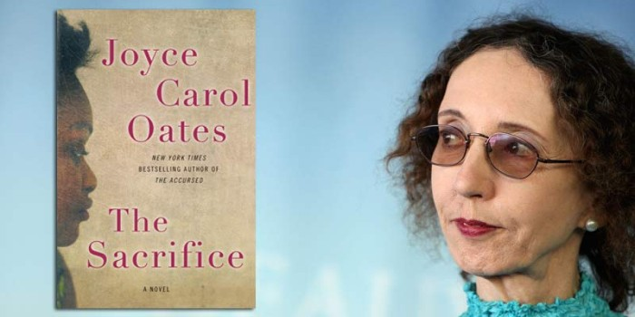 "Booktalk: Literary Powerhouse Joyce Carol Oates and ""The Sacrifice"""