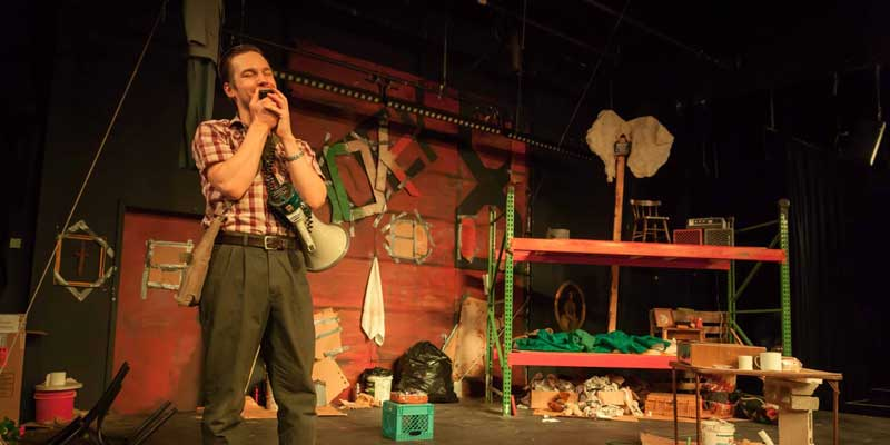 Misterman: An Irreverent and Gripping New Drama Premieres at The  Dairy Center for the Arts in Boulder