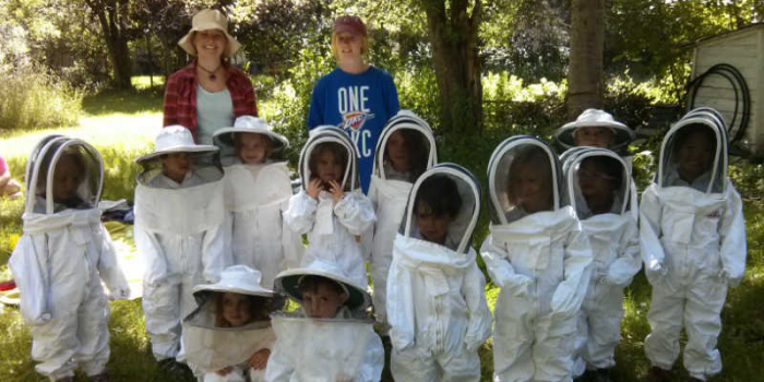 Growing Gardens: Beesafe