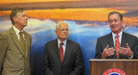 Capitol Coverage: Three Colorado Governors Unite on School Testing