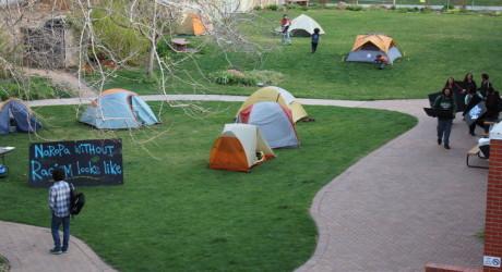 Naropa University Students Occupy Campus: Demand Administration Address White Privilege