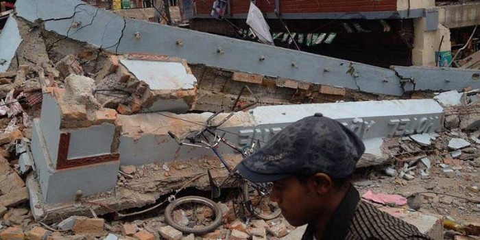 CU researcher on earthquake in Nepal