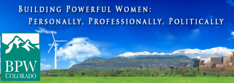 Dot Org: Boulder Professional Women
