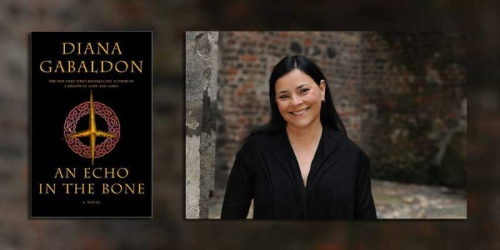 "Booktalk: Diana Gabaldon and ""The Outlander"" series"