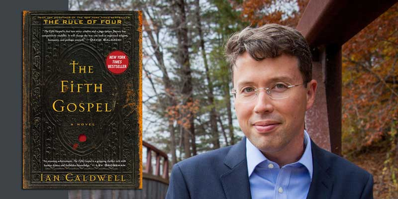 Ian Caldwell The Fifth Gospel