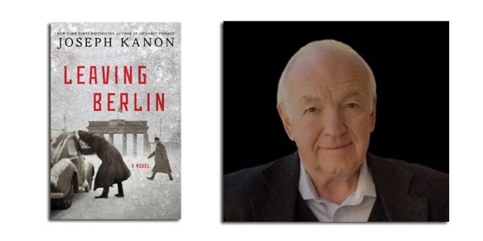 "Booktalk: Thriller Writer Joseph Kanon and ""Leaving Berlin"""
