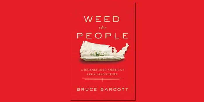 Weed Between the Lines: Weed the People