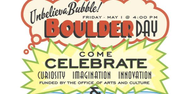 Unbelievabubble Boulder