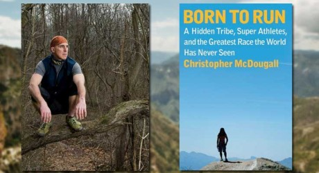 "Christopher McDougall and ""Born to Run"""