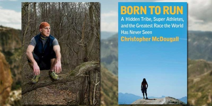 "Booktalk: Christopher McDougall and ""Born to Run"""